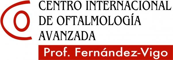 logotipo centro internacional oftalmologia avanzada