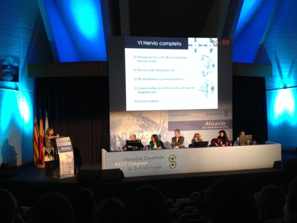 CONGRESO DE ESTRABISMO 2015