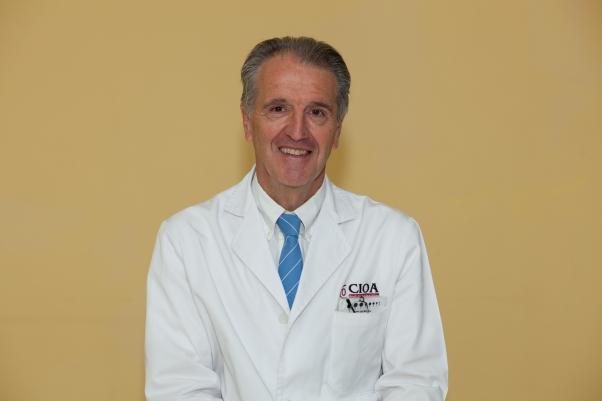 Profesor José Fernández-Vigo López