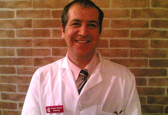 Dr. Antonio Palomino